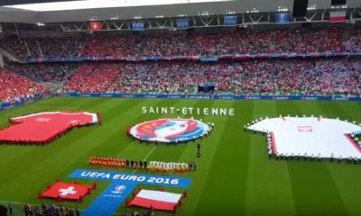 Euro 2016: Polska wygrała ze Szwajcarią