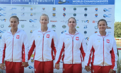 Małgorzata Puławska, Martyna Klatt, Klaudia Cyrulewska, Julia Olszewska