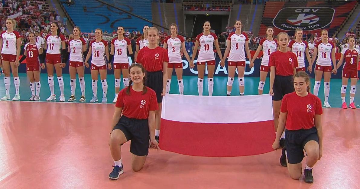 polskie siatkarki słowenia