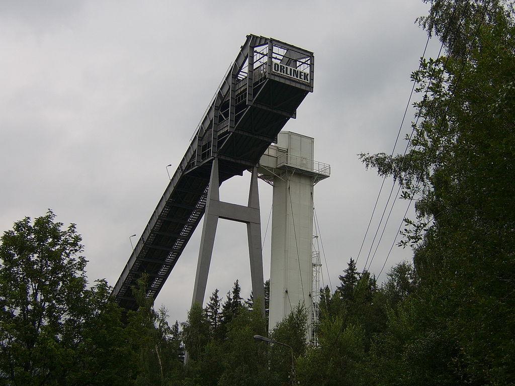 Orlinek w Karpaczu