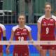 Natalia Mędrzyk, Magdalena Stysiak podczas meczu z Tajlandia