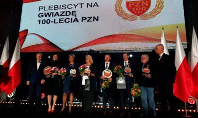 Adam Małysz, Justyna Kowalczyk, Stanisław Ustupski