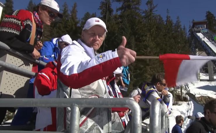Hannu Lepistoe - Zimowe Igrzyska Olimpijskie w Vancouver