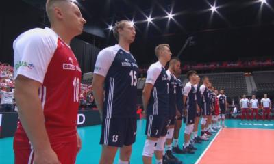 Polscy siatkarze przed meczem z Czechami