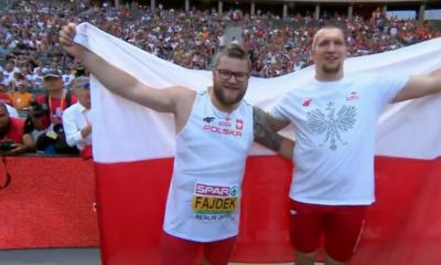 Polskie medale w rzucie młotem: Paweł Fajdek i Wojciech Nowicki