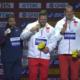 Polscy lekkoatleci: Paweł Fajdek i Wojciech Nowicki