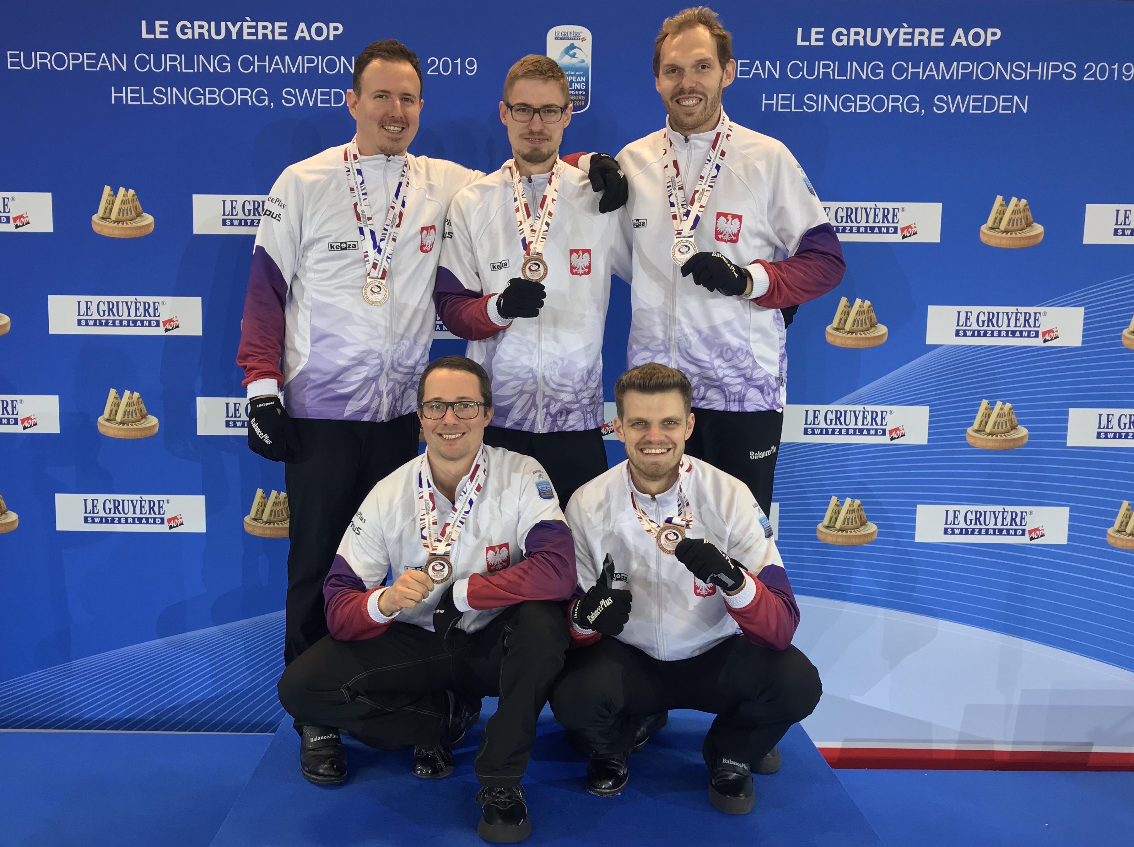 Curling, Borys Jasiecki