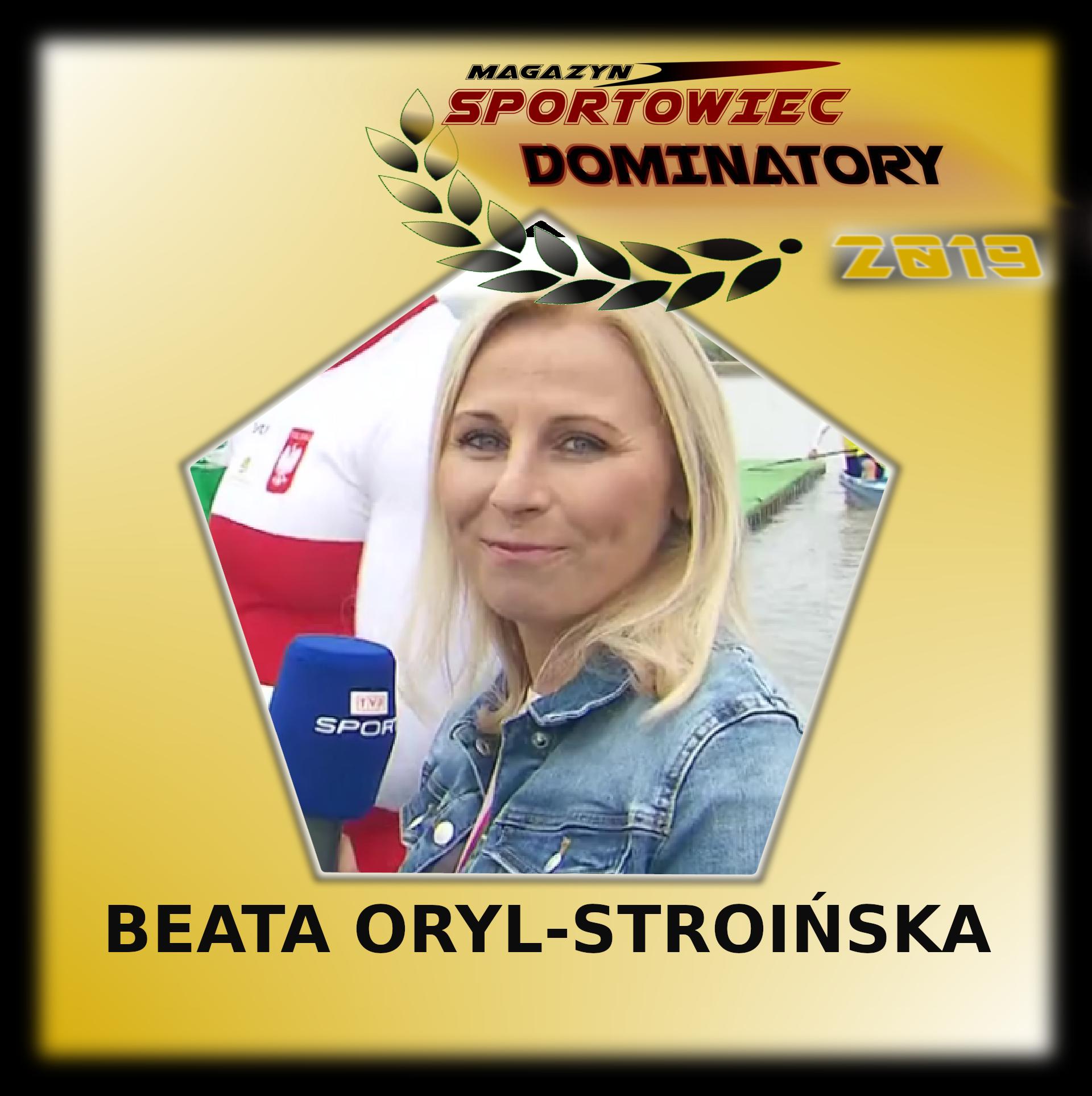 Beata Oryl-Stroińska