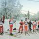 Biegaczki narciarski - Justyna Kowalczyk, Karolina Kukuczka, Eliza Rucka, Karolina Kaleta, Magda Kobielusz, Hania Popko, Patricija Eiduka, Ewelina Kołodziej, Weronika Kaleta, Iza Marcisz i Monika Skinder