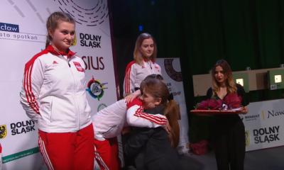 Julia Grzybowska, Julia Piotrowska, Aleksandra Szutko