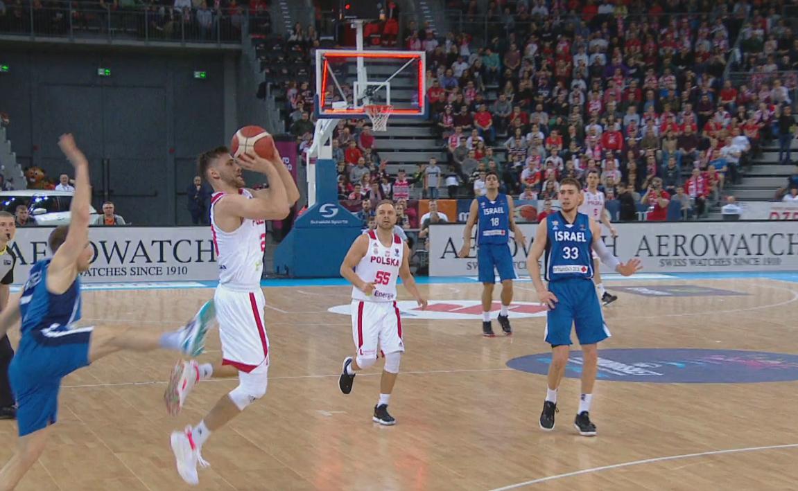 izrael polska koszykówka