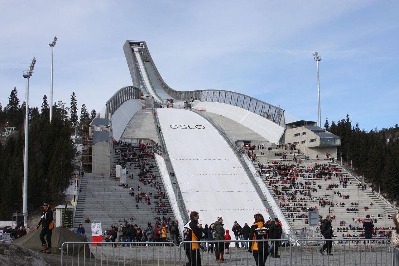 Skocznia w Oslo