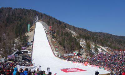 Skocznia w Planicy, puchar świata w skokach narciarskich zakończony